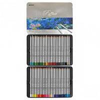 Цветные карандаши MARCO (Марко) Raffine 7100-50TN, Набор 50 цветов