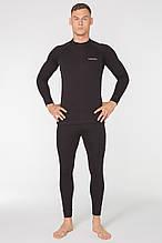 Термобелье мужское, термо, термобілизна чоловіча Black Iron (чорний)
