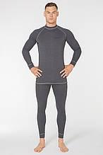 Термобелье мужское, термо, термобілизна чоловіча Black Iron SG (сірий)
