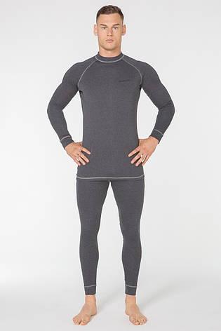 Термобелье мужское, термо, термобілизна чоловіча Black Iron SG (сірий), фото 2