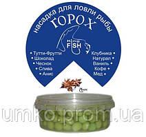 Насадка горох крашеный KING FISH 150мл анис