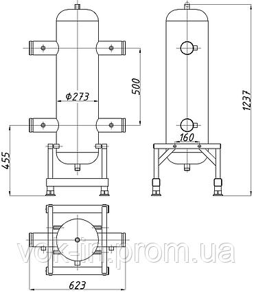 Гидрострелка ГС - 33, фото 2