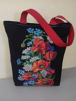 Пошита сумка для вишивки бісером або нитками СВ 16