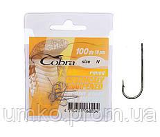 Гачок Cobra Round (100) №10 10 шт/1уп.