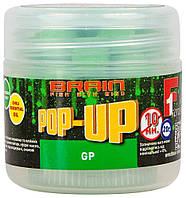 Бойл Brain Pop-Up F1 Green Peas (зелёный горошек) 12mm 15g, фото 1
