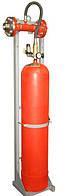 Модуль газового пожаротушения МГП-1-100 коллектор DN70