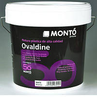 Водоэмульсионная краска Ovaldine Matе MONTO