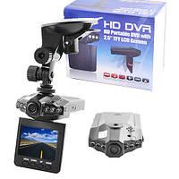 """Автомобильный видеорегистратор Акула 189, LCD 2.4"""", 1080P Full HD, HDMI"""