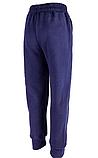 Спортивные штаны на меху детские для мальчика  ,140-146, фото 3