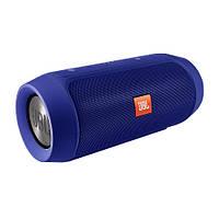 Bluetooth-колонка JBL CHARGE 2+, c функцией PowerBank, радио, speakerphone, blue