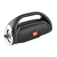 Bluetooth-колонка JBL BOOMBOX SMALL, c функцией speakerphone, радио, PowerBank, black, фото 1