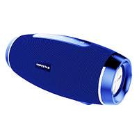 Bluetooth-колонка HOPESTAR-H27, StrongPower, c функцией speakerphone, радио, PowerBank, dark blue