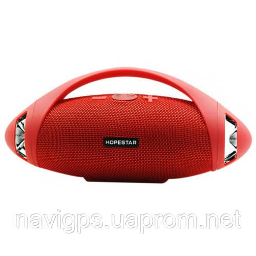 Bluetooth-колонка HOPESTAR-H37, StrongPower, c функцією speakerphone, радіо, blue