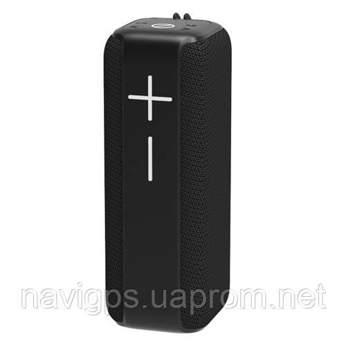 Bluetooth-колонка HOPESTAR-P15, StrongPower, c функцією speakerphone, радіо, PowerBank, black