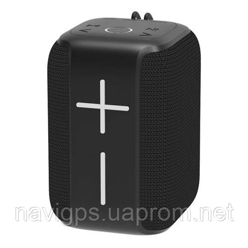 Bluetooth-колонка HOPESTAR-P16, StrongPower, c функцією speakerphone, радіо, PowerBank, black