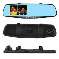"""Автомобільний відеореєстратор-дзеркало L-9001, LCD-3.5"""", 1080P Full HD"""