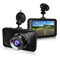 """Автомобильный видеорегистратор T679, LCD 3"""", Angel Lens, 1080P Full HD, металлический корпус, фото 1"""