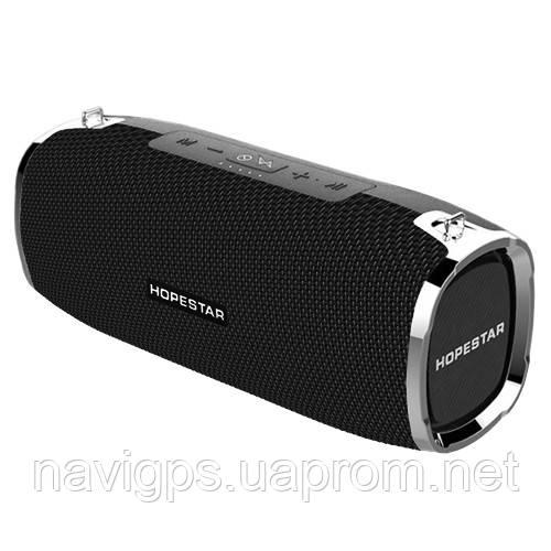 Bluetooth-колонка HOPESTAR-A6, StrongPower, c функцією speakerphone, PowerBank, black