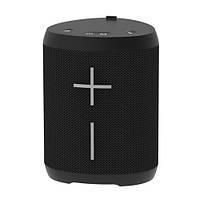 Bluetooth-колонка HOPESTAR-P14, StrongPower, c функцией speakerphone, радио, PowerBank, black, фото 1