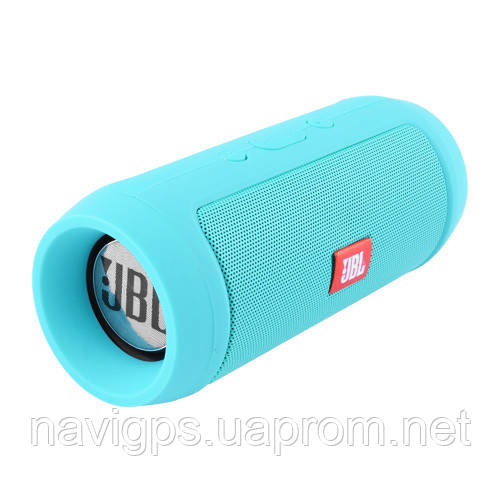 Bluetooth-колонки JBL CHARGE MINI II+, c функцією speakerphone, радіо, mint