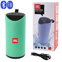 Bluetooth-колонки JBL T113, c функцією speakerphone, радіо, green, фото 1
