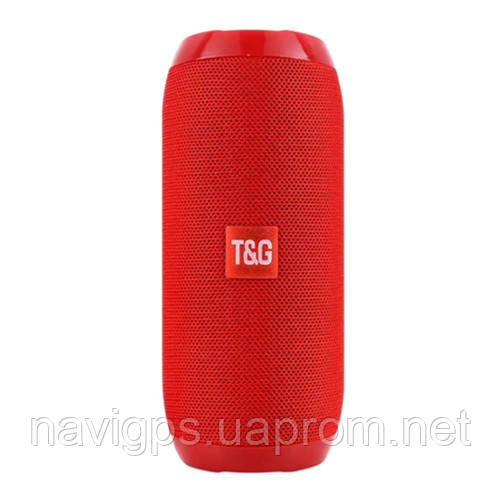 Bluetooth-колонка SPS UBL TG117, c функцией speakerphone, радио, red