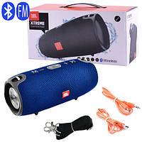 Bluetooth-колонки JBL XTREME SMALL, c функцією speakerphone, PowerBank, blue, фото 1