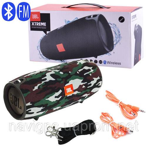Bluetooth-колонка JBL XTREME SMALL, c функцией speakerphone, PowerBank, camuflage