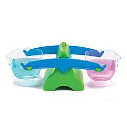 Дитячі ваги з чашами для рідин 500 мл EDX Education