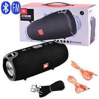 Bluetooth-колонки JBL XTREME SMALL, c функцією speakerphone, PowerBank, black, фото 1