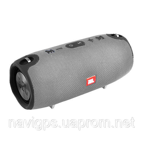Bluetooth-колонка JBL XTREME BIG, c функцией speakerphone, PowerBank, grey