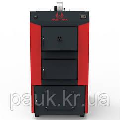 Котел на твердому паливі 40 кВт РЕТРА-4М Plus з ручним завантаженням