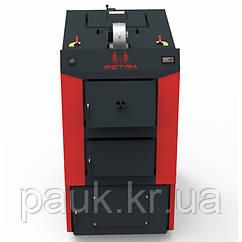 Твердопаливний промисловий котел 150 кВт РЕТРА-4М Plus, з ручним завантаженням палива