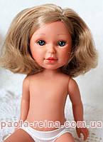 Кукла Vestida de Azul Паулина, блондинка с  волнистыми волосами, PAU-D807, 33 см, фото 1