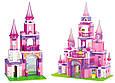 Дитячий конструктор Sluban 619947/M 38 B 0152 Замок для принцеси, 472 дет 17-10, фото 2