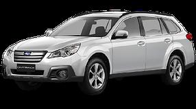 Авточехлы для Subaru (Субару) Outback 4 (BM) 2009-2014