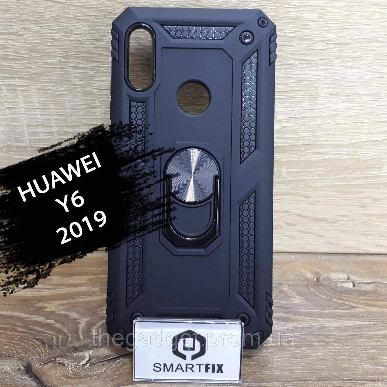 Противоударный чехол для Huawei Y6 2019 iPaky