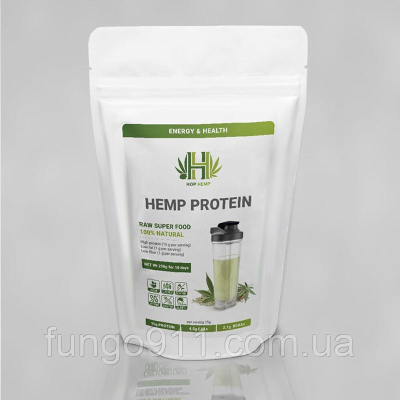 Конопляний протеїн