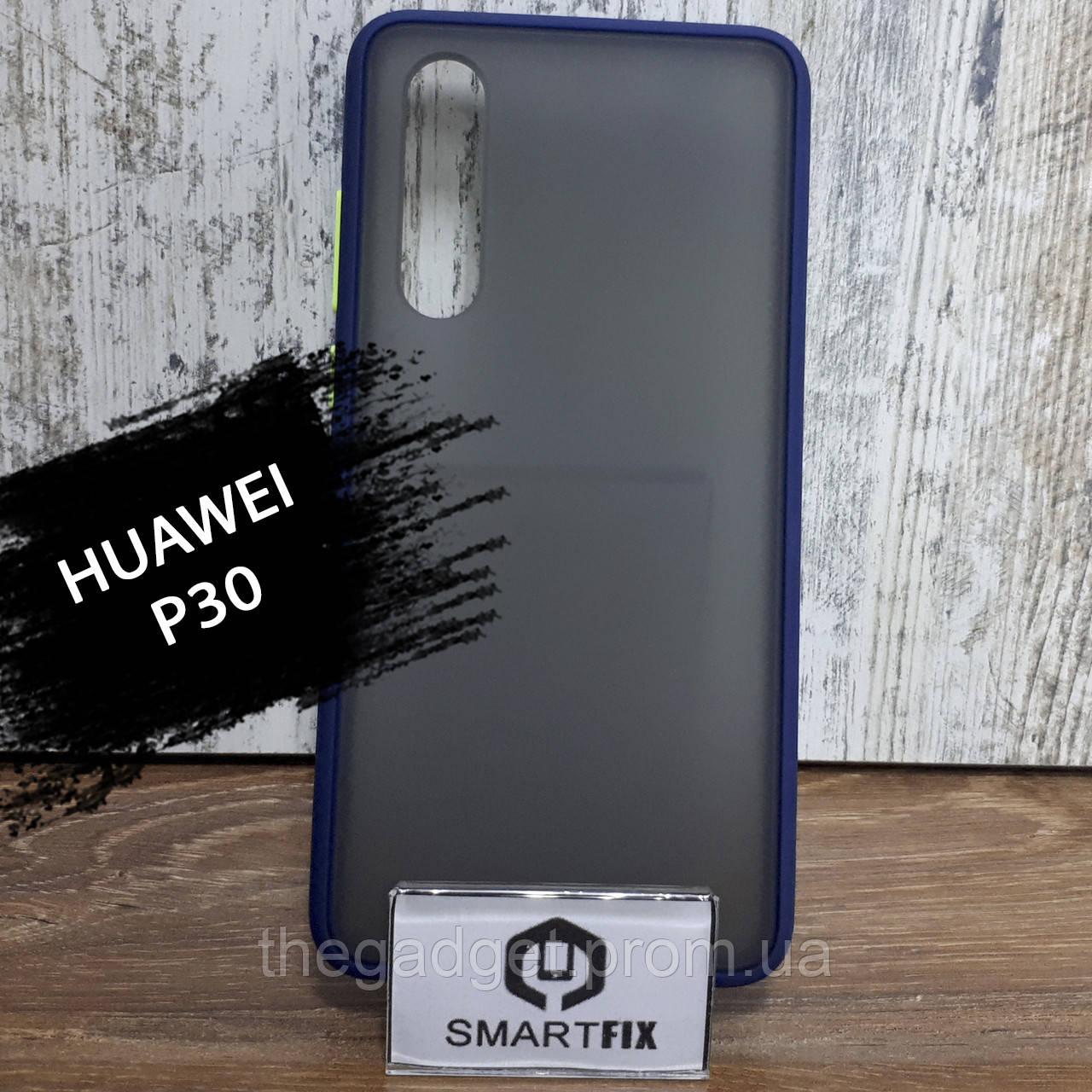 Силиконовый чехол для Huawei P30 Goospery