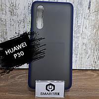 Силиконовый чехол для Huawei P30 Goospery, фото 1