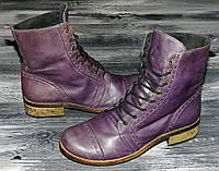 Adesso, оригинальные, кожаные ботинки