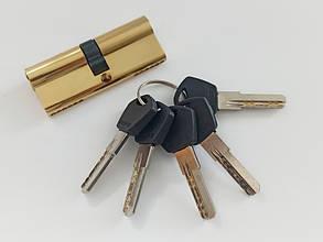 Цилиндр Avers DM-90(50/40)-G-ключ-ключ