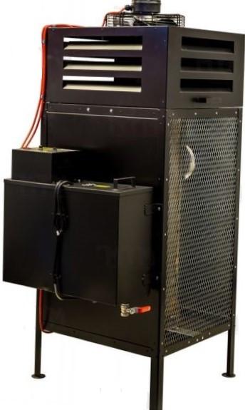Печь на отработке MTM 8-30 кВт (Фото)