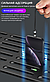 Магнитный кабель для быстрой зарядки с поворотной головкой 540° (серебро) 2,4А 1 метр + коннектор iPhone, фото 6