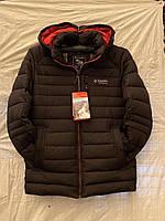 """Мужские зимние куртки Columbia (р.р. 48-56 норма) Китай, от 5 шт. """"SR-5063"""""""
