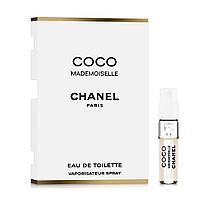 Chanel Coco Mademoiselle Туалетная вода (пробник) 1.5ml
