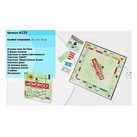 Настольная игра монополия 6123 на русском (Monopoly)