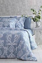 Комплект постільної білизни 200x220 PAVIA CARLOTTE(INDIGO) блакитний