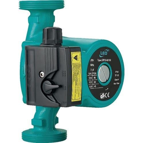 Насос циркуляционный LEO LRP25-40 (180/130 мм) мм для Системы Отопления