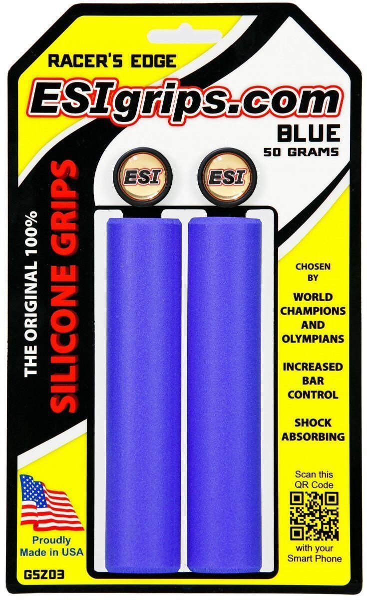 Грипси ESI racer's Edge Blue (сині)